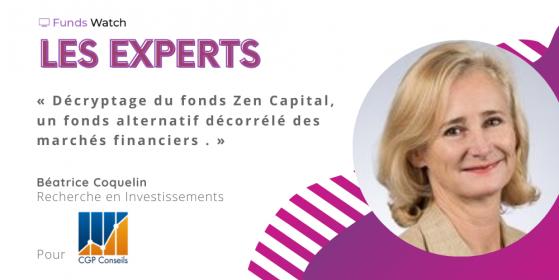 Décryptage du fonds Zen Capital