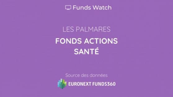 TOP 5 des fonds ACTIONS SANTE