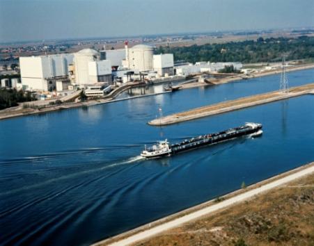 Nucléaire: Fessenheim totalement à l'arrêt, pour maintenance