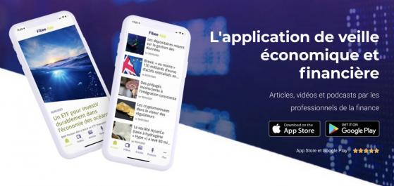 Fibee App : l'application de veille économique désormais en anglais