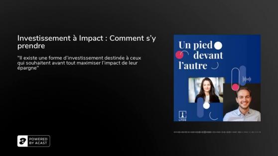 Investissement à Impact : Comment s'y prendre