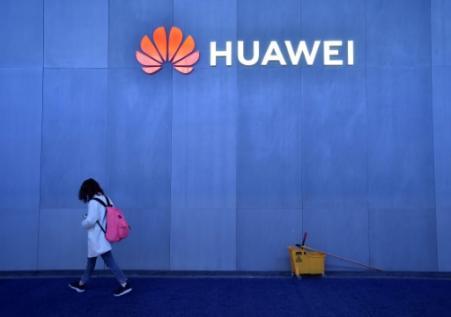 Le groupe chinois Huawei est au centre de soupçons d'espionnage dans plusieurs pays. (Photo David Becker. GETTY IMAGES NORTH AMERICA)