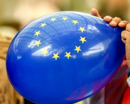 Bruxelles appelle les 28 à sortir de l'impasse en 2018 sur l'Union bancaire (Photo PHILIPPE HUGUEN. AFP)