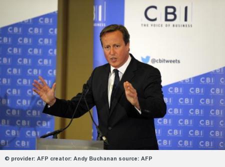 Ecosse: Cameron vante à Glasgow la sauvegarde du Royaume-Uni