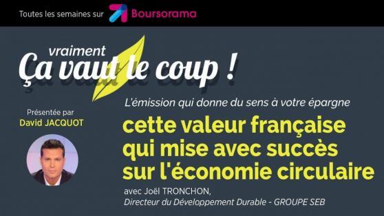 Cette valeur française qui mise avec succès sur l'économie circulaire