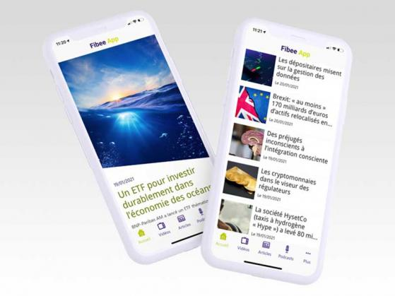 Fibee App : en route pour le succès ?