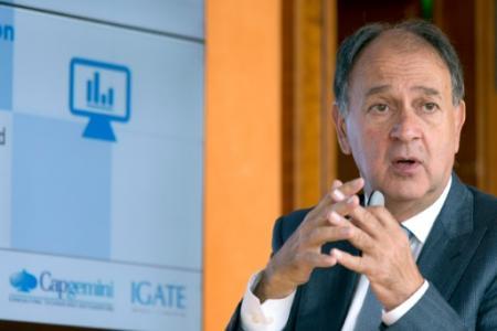 Capgemini: le salaire du PDG augmente de 18%, la CGT proteste
