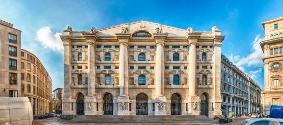 Marché du crédit et Italie : calme !