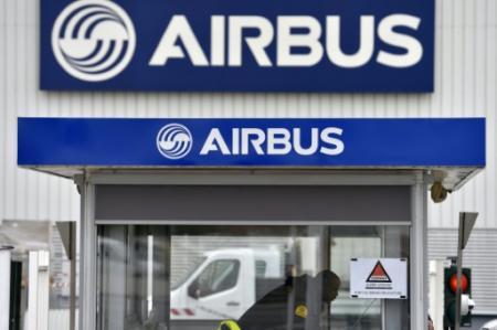 Airbus annonce s'être vu infliger une amende de 104 millions d'euros dans le cadre d'une procédure arbitrale pour un litige remontant à 1992 et concernant la vente de missiles à Taïwan par le groupe Matra (Photo LOIC VENANCE. AFP)
