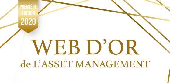 Les 1ers Web D'or de l'Asset Management