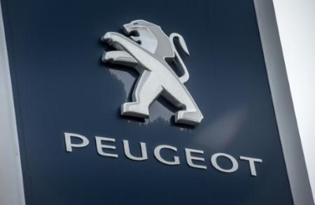 Le marché automobile français démarre bien l'année grâce à Peugeot (Photo PHILIPPE HUGUEN. AFP)