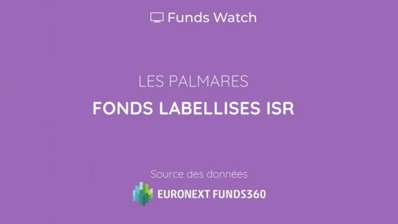 TOP 5 des fonds labellisés ISR